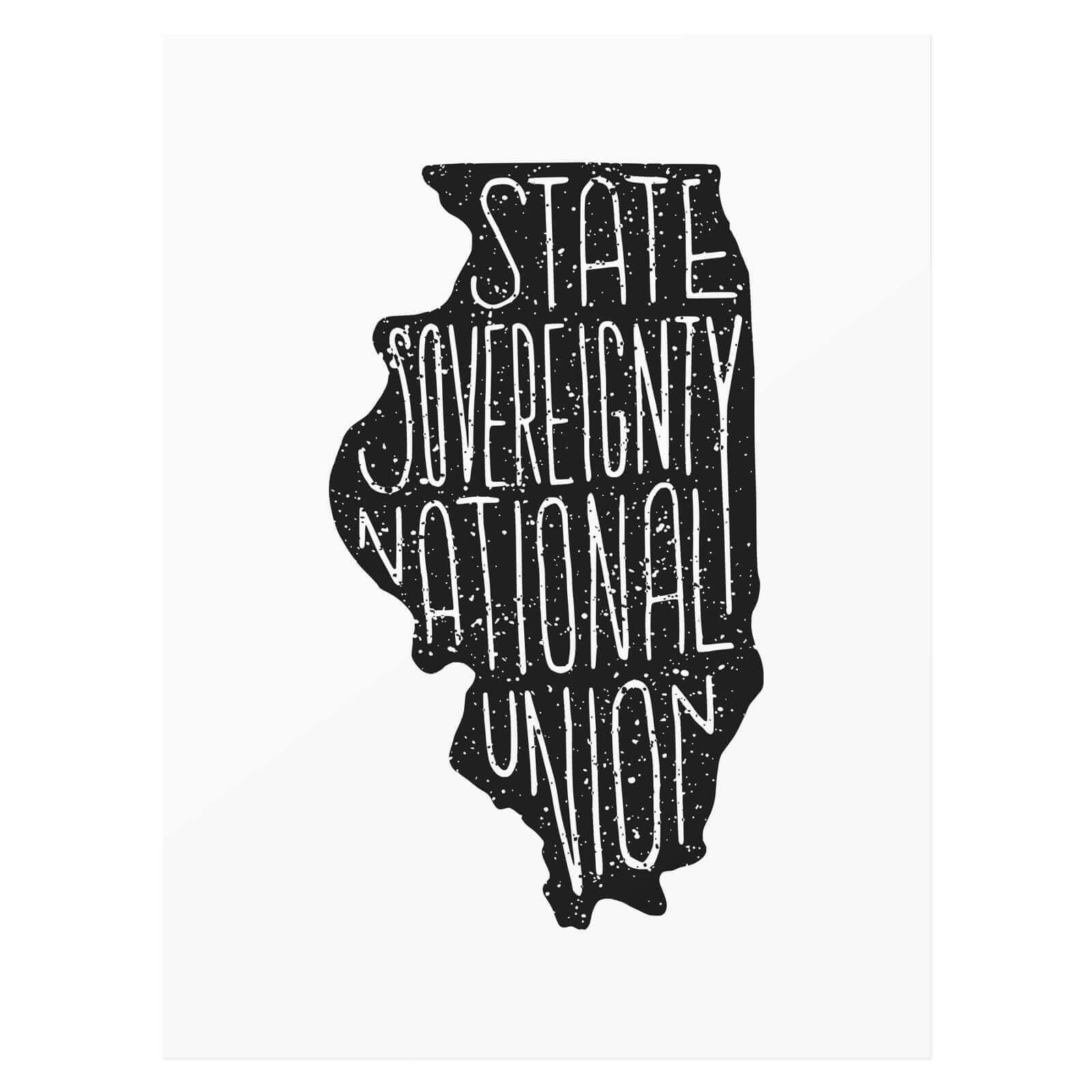 Product shot of Illinois