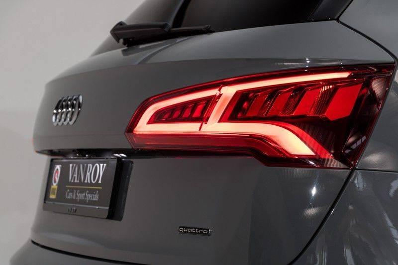 Audi Q5 2.0 TFSI 252pk Quattro Black Edition Luchtvering Panoramadak ACC Valconaleder VirtualCockpit Carbon Matrix Keyless DriveSelect Navi/MMI/Touch Camera ParkAssist Pdc afbeelding 7