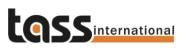Tass International test logo