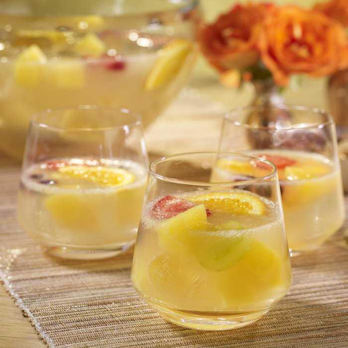 Fruit Cooler Cocktail