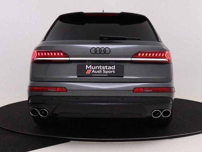 Audi Q7 4.0 TFSI SQ7 quattro 7p 507PK | S-Line | Pano.Dak | 360 Camera | B&O Sound | Keyless-Entry | S-Sportstoelen | Assistentie Tour-City-Parking | 7 Persoons afbeelding 8