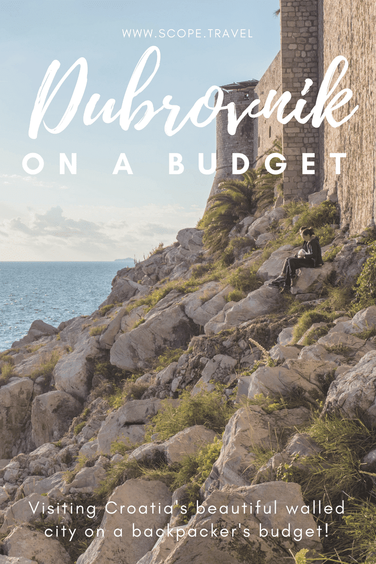 How to visit Dubrovnik on a budget