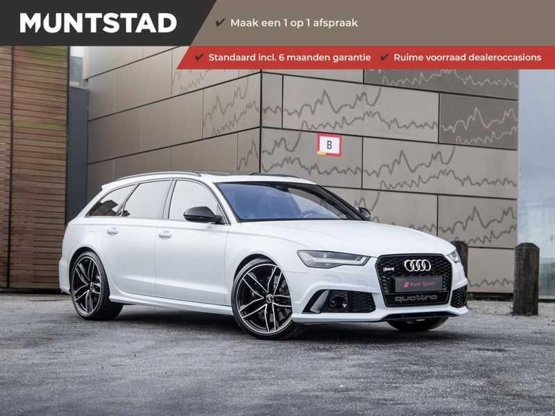 Audi RS6 Avant 4.0 TFSI RS 6 quattro