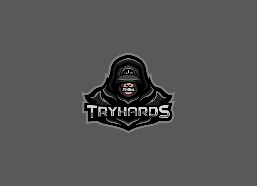 Tryhards CSGO team logo