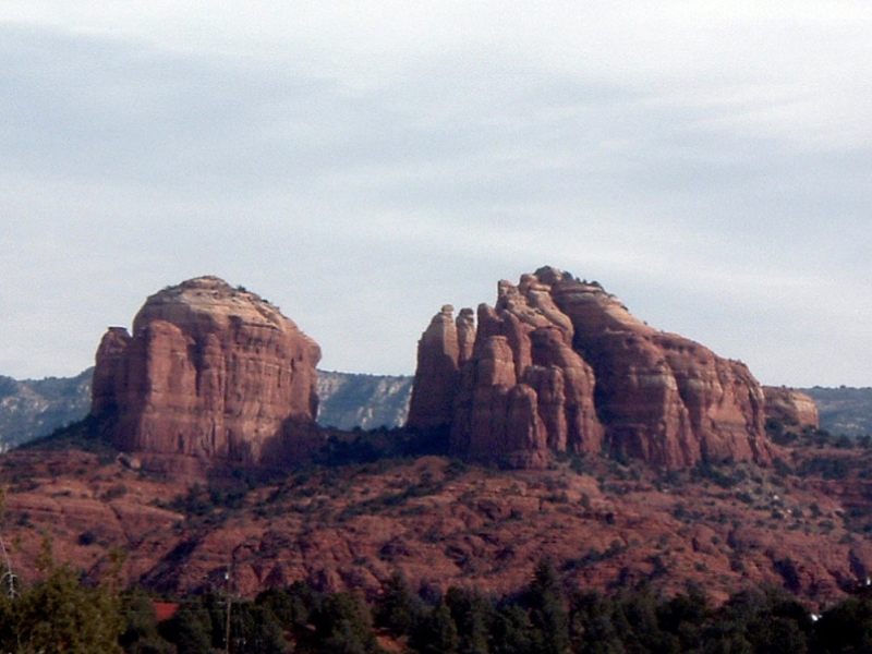 Photo of Red Rock State Park in Sedona, Arizona.