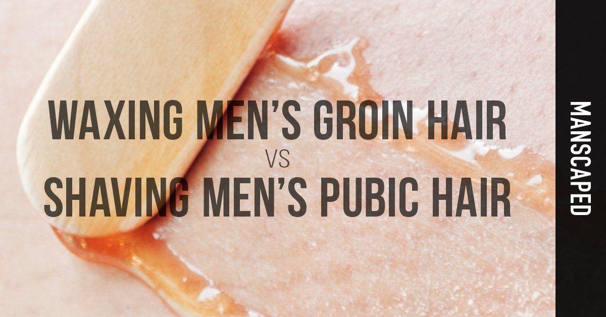 Genital area mens shaving Electric shaver