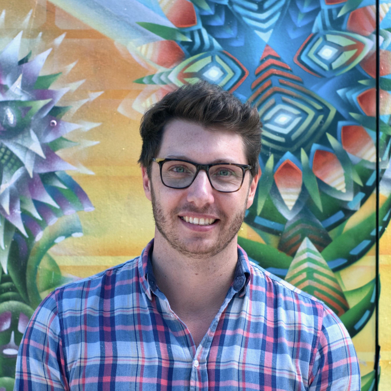 Headshot, Ben Ogle