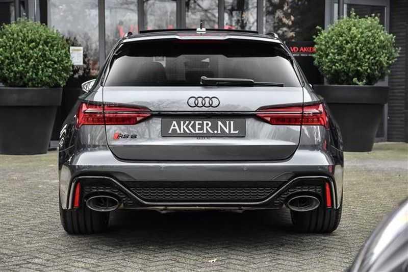 Audi RS6 DYNAMIC PLUS+DESIGNPAKKET+SP.ONDERSTEL NP.238K afbeelding 16