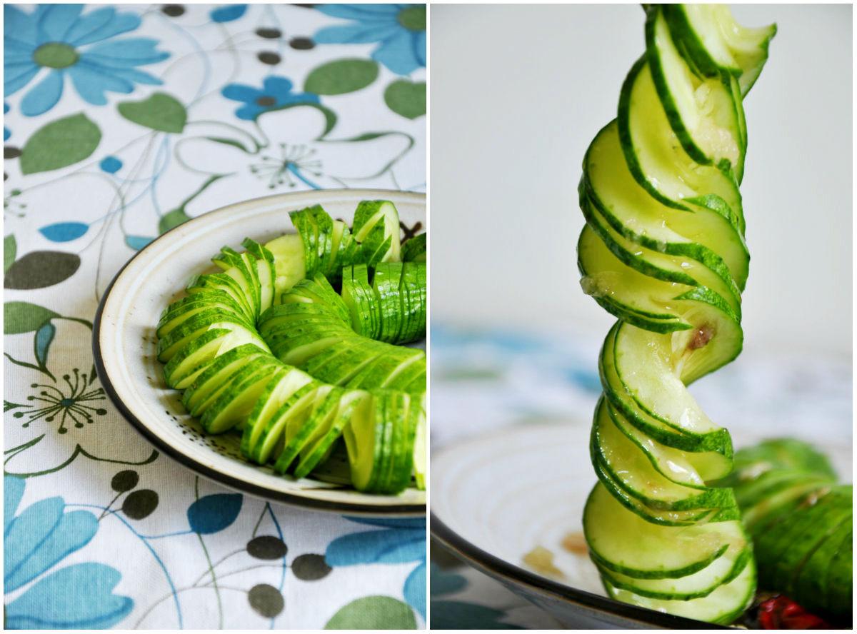 Cucumber Dragon