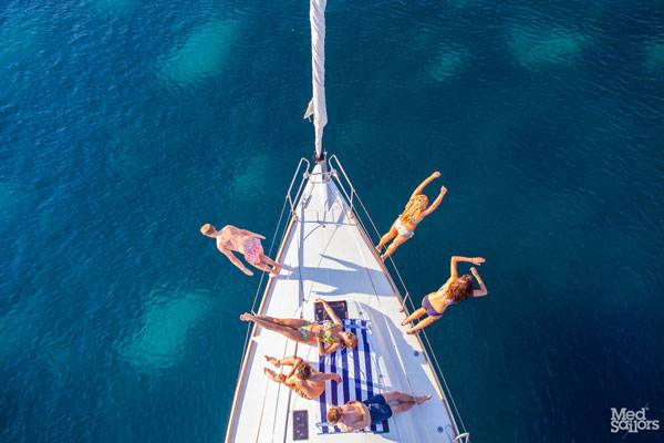 Eating and Drinking the Traditional Way on a Croatia Sailing Break