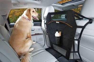 How to Install the Backseat Barrier