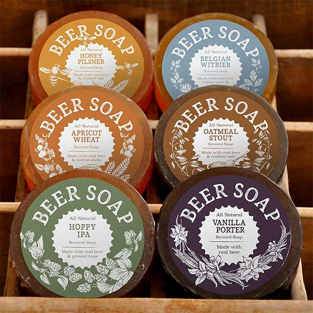 Beer Soap by Swag Brewery