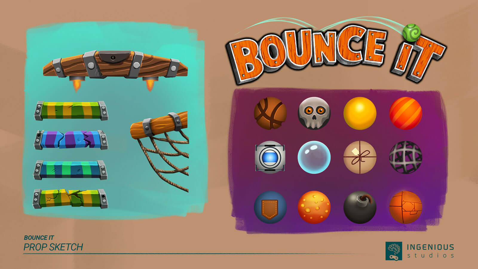 Bounce it Game