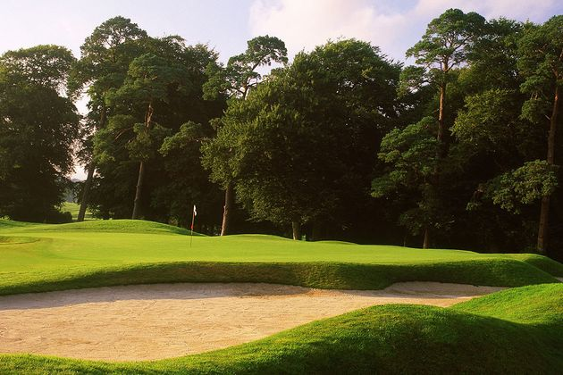 Golf trips to Mount Juliet Golf Club with Chauffeur Me.