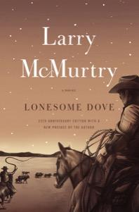 Lonesome Dove Book Cover