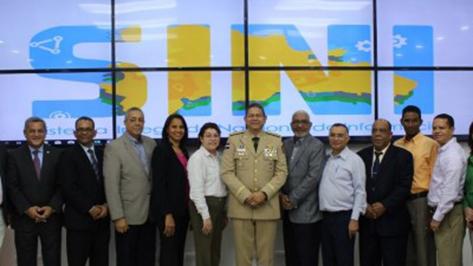 Instituciones se preparan para generar informaciones geoespaciales en materia de Gestión de Riesgos