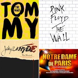"""Imagen de Programa 1.25. """"Musicales de Concept Albums"""""""
