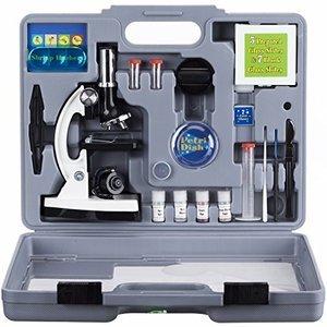 AmScope Beginner Microscope Science Kit