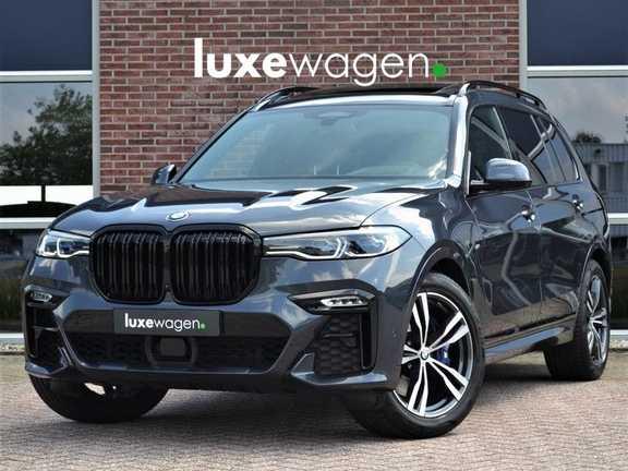 BMW X7 xDrive30d 265pk M-Sport 7p Pano Laser Trekh Standk DA+ PA+ Luchtvering