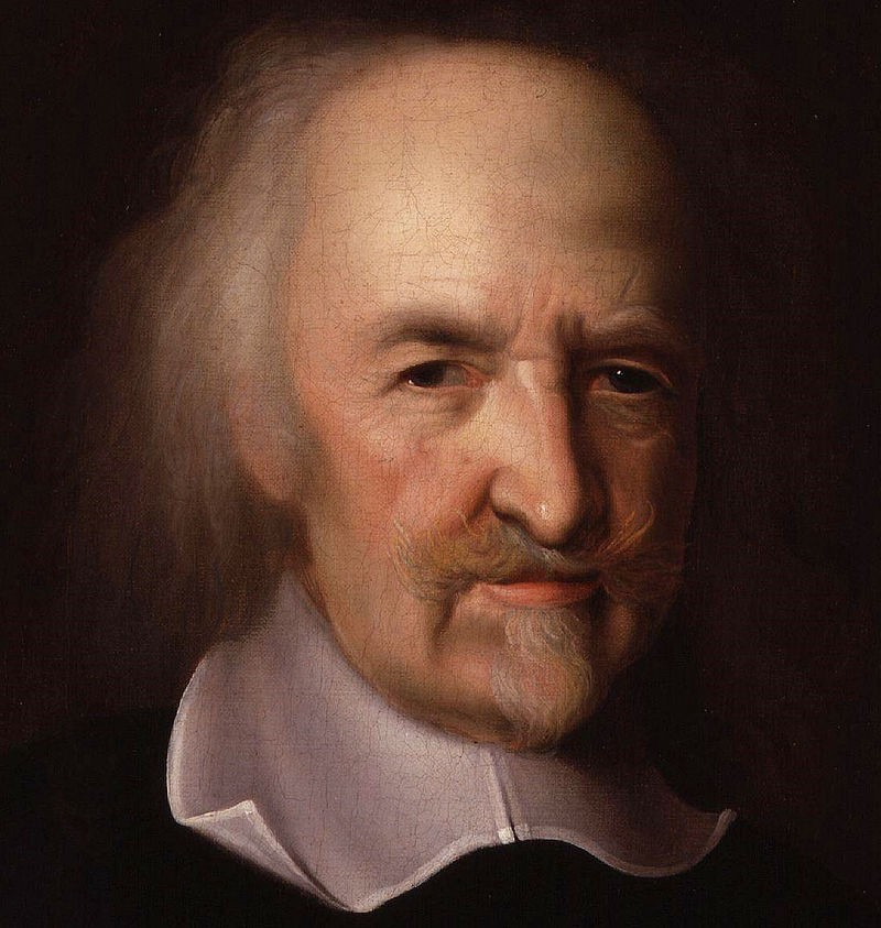 Thomas Hobbes(1588-1679), one of the early proponents of the computational theory of themind