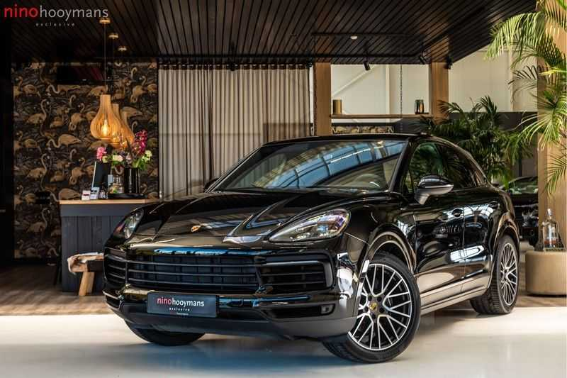 Porsche Cayenne Coupé 3.0 | BOSE | Adaptieve luchtvering | Led-Matrix | Licht Design pakket