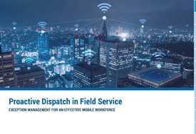 Accruent - Resources - eBooks - Proactive Dispatch in Field Service - Cover Image