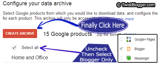 Uncheck-and-select-Blogger