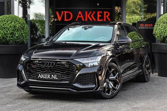 Audi RS Q8 DYNAMIC PLUS+ALCANTARA+360CAM+PANO.DAK NP.265K