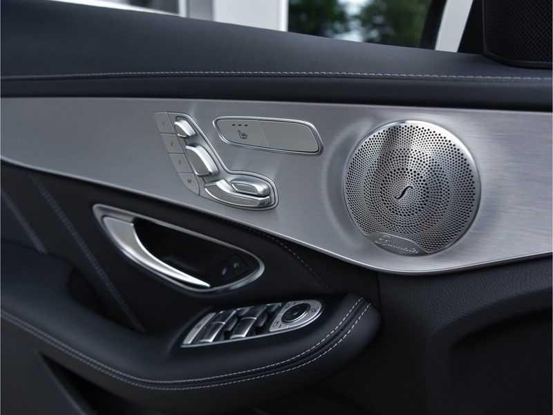Mercedes-Benz C-Klasse C63 T AMG Perf-Uitlaat Pano Burmester Comfort-Memo HUD Rij-Ast TopView Keyless afbeelding 3