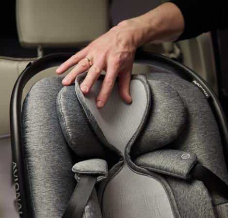 Avionaut wkładka oddychająca do fotelika samochodowego