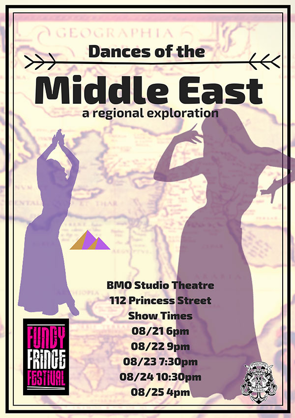 Dances of the Middle East- a regional exploration