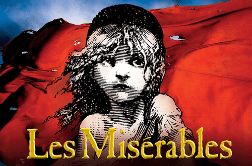 Les Miserables -The Staged Concert