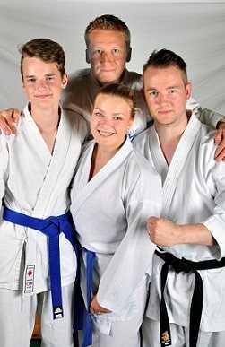Tapanilan Erän Karatekat – Tervetuloa toimintaan mukaan!