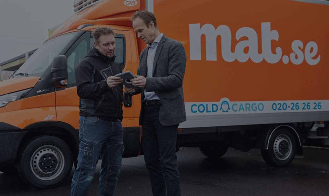 Mat.se Driver App