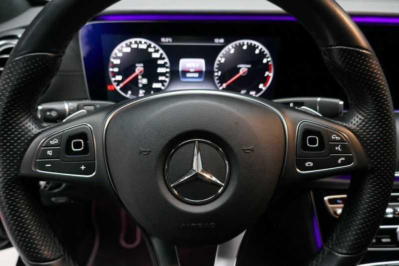 Mercedes-Benz E-Klasse Estate 400 4MATIC AMG Line - Designo afbeelding 20
