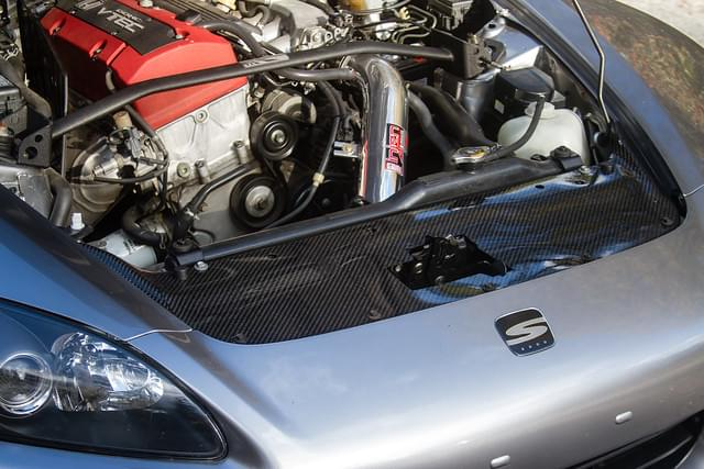 A complex, but reliable, car engine