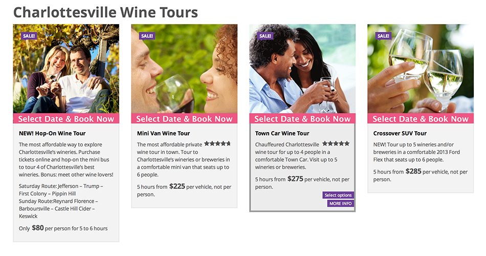 Wish Wish Wine Tours