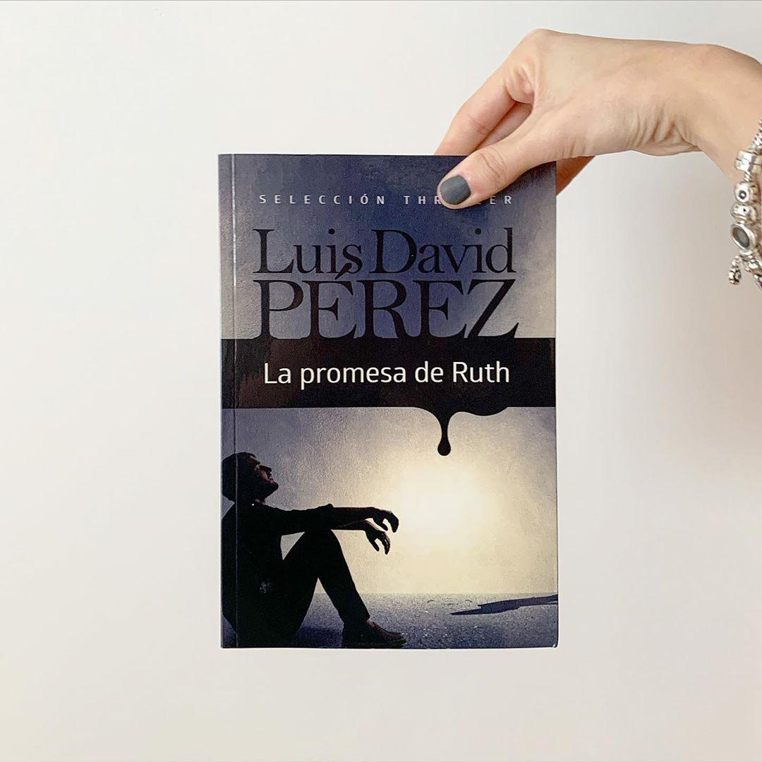 """Imagen de Reseña de """"La promesa de Ruth"""", de Luis David Pérez"""