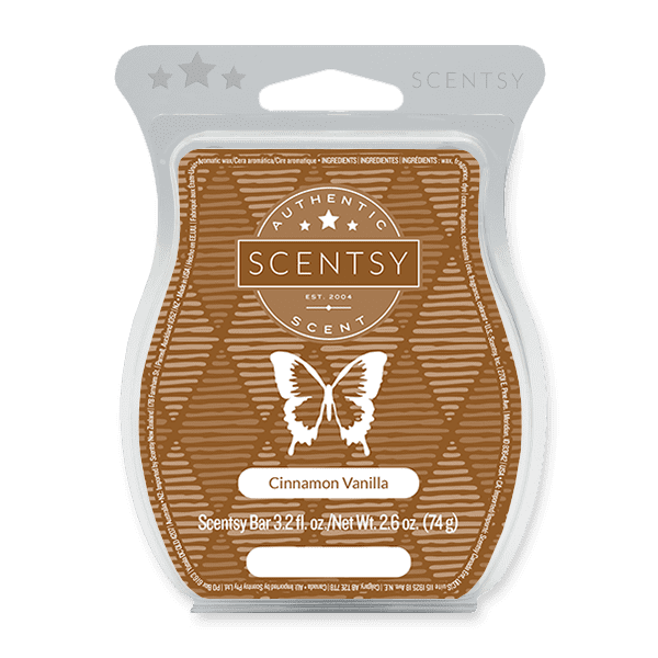 Picture of Cinnamon Vanilla Scentsy Bar