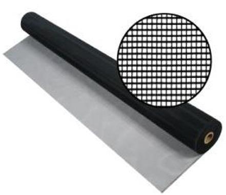 Charcoal Aluminum Screening