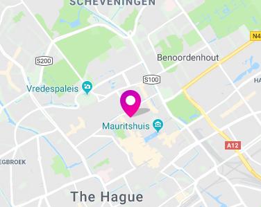 Kaart, Belfabriek, Haagsche Hof, Den Haag