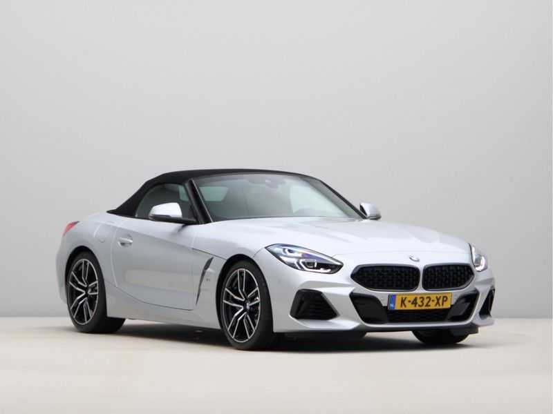 BMW Z4 Roadster M40i High Exe M-Sport 341 pk ! afbeelding 24