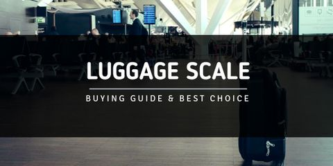 This luggage scale is definitely a worthy investment since you'll save time when packing as well as your money from overweight fees at the airport.