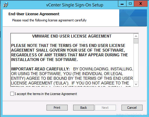 vCenter 5.5 on Windows Server 2012 R2 with SQL Server 2014 – Part 3 - 4