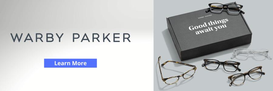 Warby Parker vs. Felix Gray vs. Eyebobs vs. Pixel Review Image