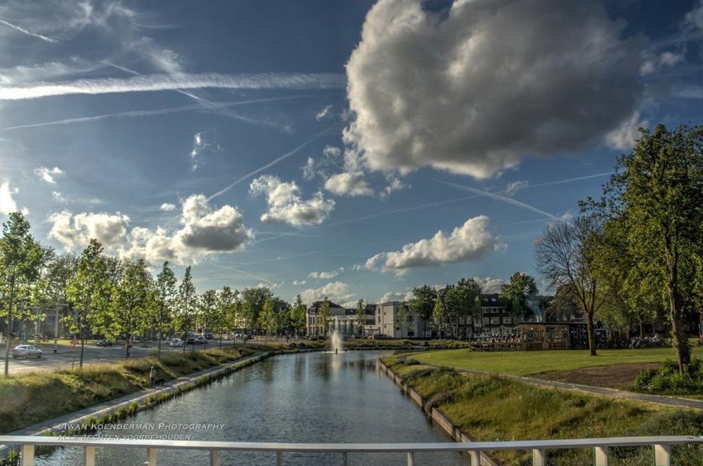HDR foto voorzijde Spoorwegmuseum in Utrecht | advies en ondersteuning in social selling aan mkb
