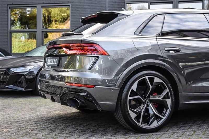 Audi RS Q8 NP.258K DYNAMIC PLUS+PANO.DAK+DESIGNPAKKET afbeelding 11