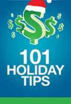 101 ecommerce tips to boost holiday sales end