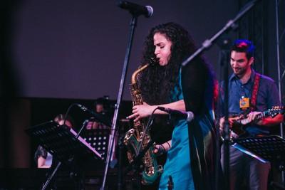 Jazz image from Unsplash