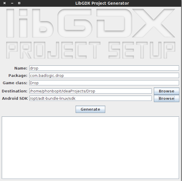 setup-project